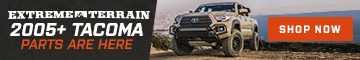 ExtremeTerrain Toyota Accessories
