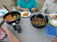 A Good Trail Master Masters Meal Planning