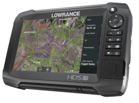 Rugged Routes Off-Road Satellite Maps Offer Convenience