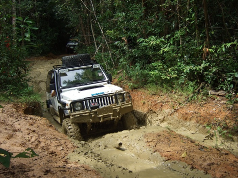 5 Things to Know About Your First Off-Road Adventure