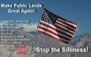 MAKE PUBLIC LANDS GREAT AGAIN