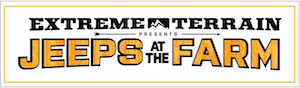 ExtremeTerrain Presents Jeeps At The Farm!