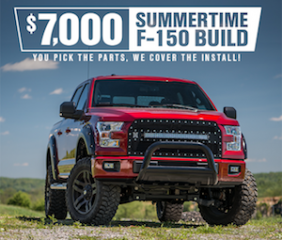 Win $7,000 In Parts For Your F-150 Build