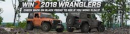 ExtremeTerrain Wrangler Give-away