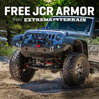 JCR Offroad Giveaway From ExtremeTerrain