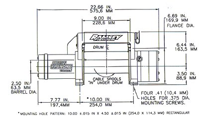 ramsey 8000 winch hydraulic schematic ramsey free engine image for user manual