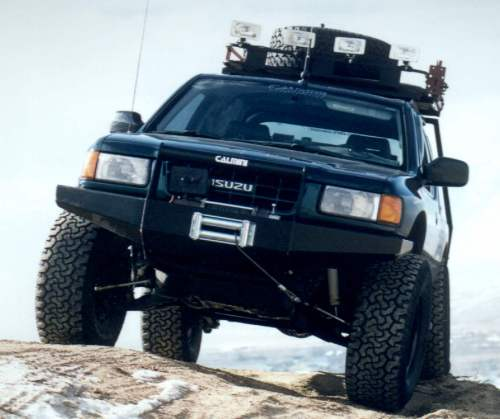 Isuzu rodeo lift kits images pictures becuo
