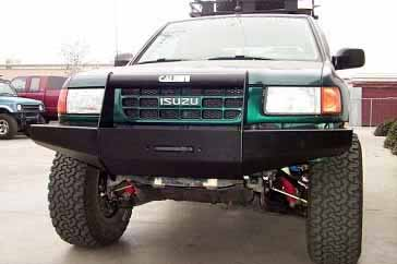 Product Review: CALMINI Isuzu Bumper for Amigos, Rodeos, and