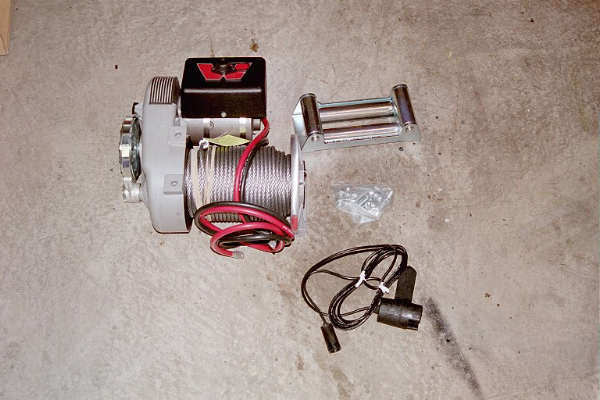 Warn Industries - Winches, Mounting Systems, Accessories, Hubs