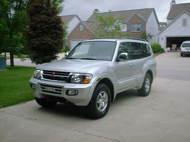 Comparing The 2001 Montero To The Previous Generation