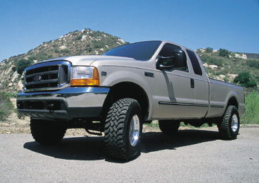 Lifted 2wd F250 Ford Powerstroke Diesel Forum