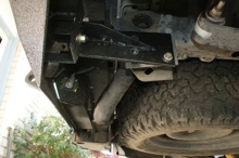 Ironbull Bumper Mounting Bracket