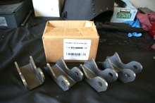 Need Clearance? Relocate shock mount brackets