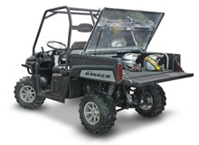Diamondback UTV Bed Cover