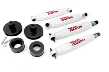 "Rough Country's 2"" Lift Kit for the 97-06 Jeep Wrangler TJ"