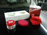 Auto Glym High Definition Wax Kit