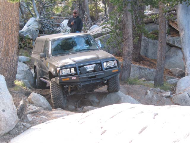 Looking for IFS flex pictures? - 4x4Wire TrailTalk