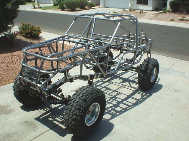 4x4 Tube Chassis