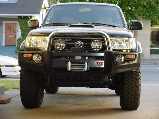 ARB BUMPERS OR LOOK-ALIKEs - Mechanical/Electrical